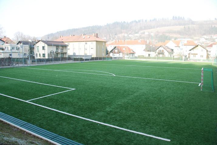 Kunstrasenplatz Alpenstadion